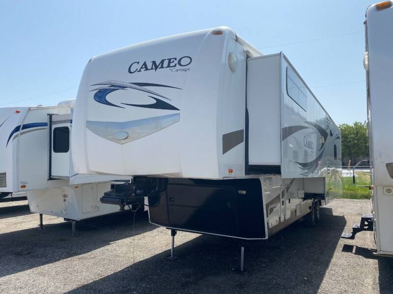 2012 Crossroads Cameo for sale at Ezrv Finance in Willow Park TX