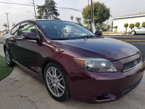 2006 Scion tC for sale at Trini-D Auto Sales Center in San Diego CA