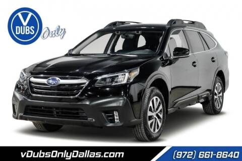 2020 Subaru Outback for sale at VDUBS ONLY in Dallas TX