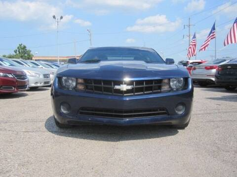 2010 Chevrolet Camaro for sale at T & D Motor Company in Bethany OK