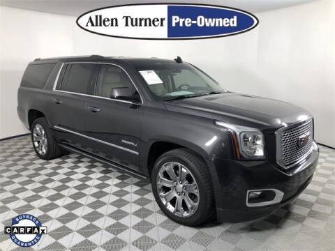 2016 GMC Yukon XL for sale at Allen Turner Hyundai in Pensacola FL