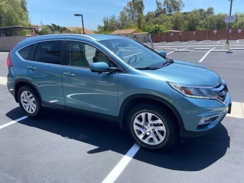 2015 Honda CR-V for sale at Coast Auto Motors in Newport Beach CA