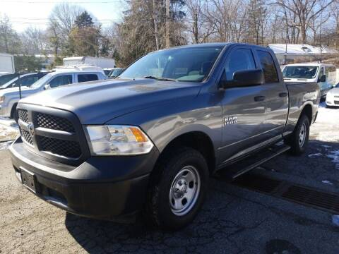 2013 RAM Ram Pickup 1500 for sale at AMA Auto Sales LLC in Ringwood NJ