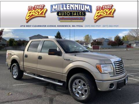 2012 Ford F-150 for sale at Millennium Auto Sales in Kennewick WA