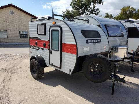 2020 SUNSET PARK & RV 109 for sale at ROGERS RV in Burnet TX