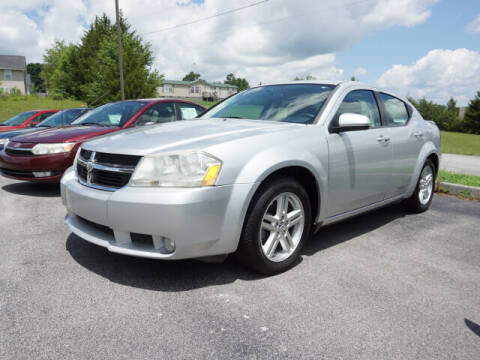 2010 Dodge Avenger for sale at CHAPARRAL USED CARS in Piney Flats TN