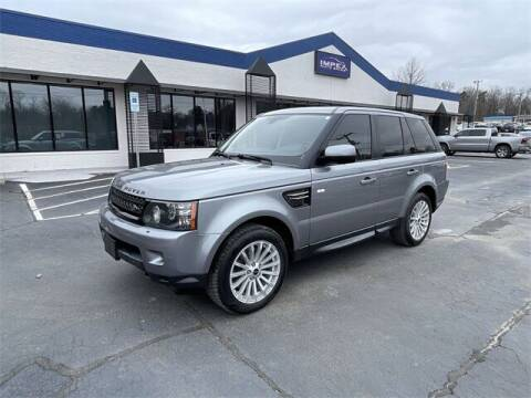 2012 Land Rover Range Rover Sport for sale at Impex Auto Sales in Greensboro NC