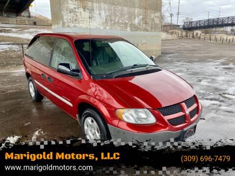 2001 Dodge Caravan for sale at Marigold Motors, LLC in Pekin IL