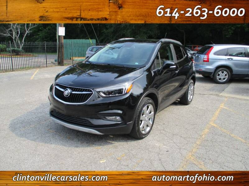 2017 Buick Encore for sale at Clintonville Car Sales - AutoMart of Ohio in Columbus OH