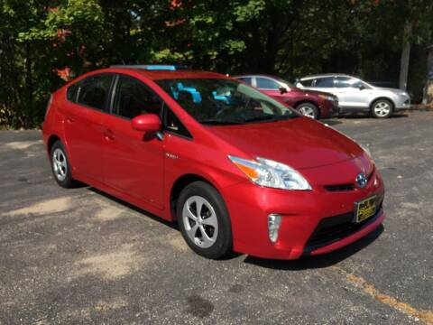 2013 Toyota Prius for sale at Bladecki Auto in Belmont NH