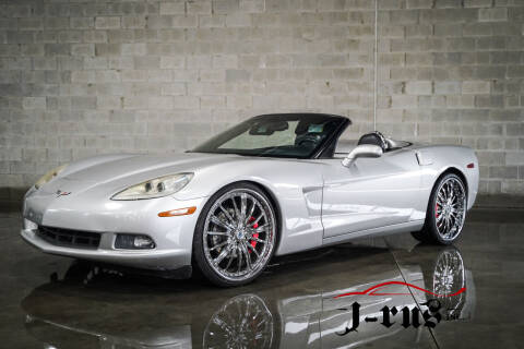 2005 Chevrolet Corvette for sale at J-Rus Inc. in Macomb MI