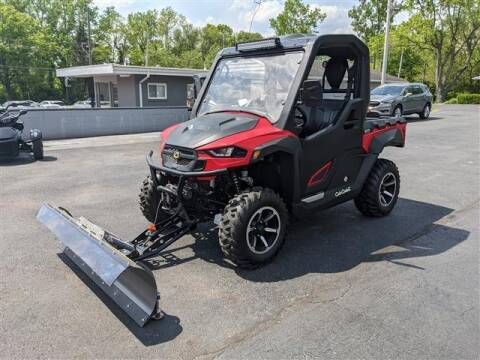 2017 Cub Cadet CHALLENGER 550 for sale at GAHANNA AUTO SALES in Gahanna OH