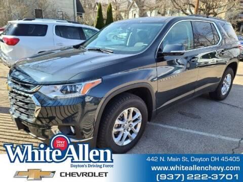 2019 Chevrolet Traverse for sale at WHITE-ALLEN CHEVROLET in Dayton OH