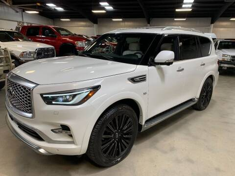 2019 Infiniti QX80 for sale at Diesel Of Houston in Houston TX