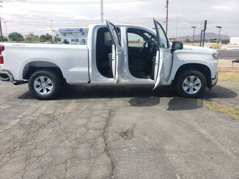 2020 Chevrolet Silverado 1500 for sale at ELITE MOTORS in Victorville CA