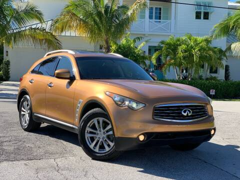 2009 Infiniti FX35 for sale at Citywide Auto Group LLC in Pompano Beach FL