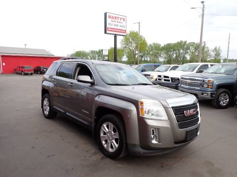 2012 GMC Terrain for sale at Marty's Auto Sales in Savage MN