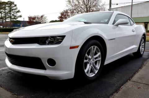 2014 Chevrolet Camaro for sale at Wheel Deal Auto Sales LLC in Norfolk VA
