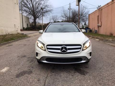 2015 Mercedes-Benz GLA for sale at Horizon Auto Sales in Raleigh NC