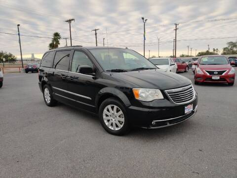 2014 Chrysler Town and Country for sale at Mid Valley Motors in La Feria TX
