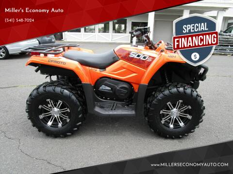 2020 CF Moto CForce 500 S for sale at Miller's Economy Auto in Redmond OR