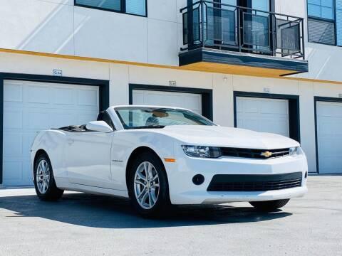 2015 Chevrolet Camaro for sale at Avanesyan Motors in Orem UT