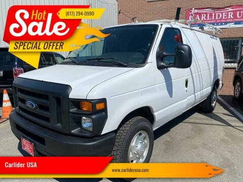 2012 Ford E-Series Cargo for sale at Carlider USA in Everett MA