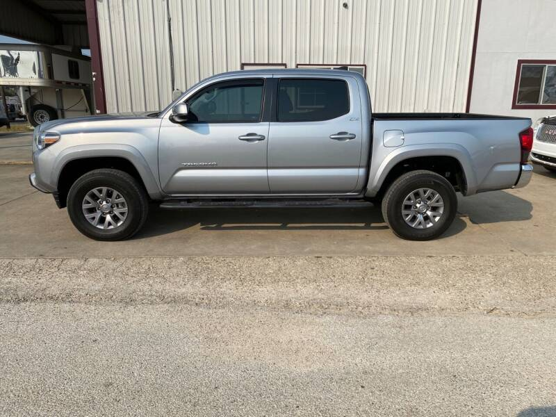 2018 Toyota Tacoma for sale at Circle T Motors INC in Gonzales TX