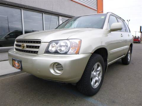 2002 Toyota Highlander for sale at Torgerson Auto Center in Bismarck ND