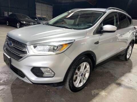 2017 Ford Escape for sale at Safe Trip Auto Sales in Dallas TX