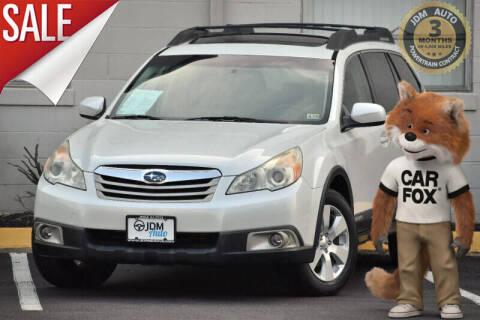 2010 Subaru Outback for sale at JDM Auto in Fredericksburg VA