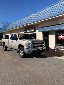 2008 Chevrolet Silverado 2500HD for sale at BRIDGEPORT MOTORS in Morganton NC