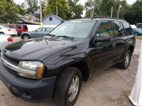 2007 Chevrolet TrailBlazer for sale at Pep Auto Sales in Goshen IN