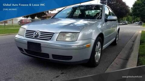 2005 Volkswagen Jetta for sale at Global Auto Finance & Lease INC in Maywood IL