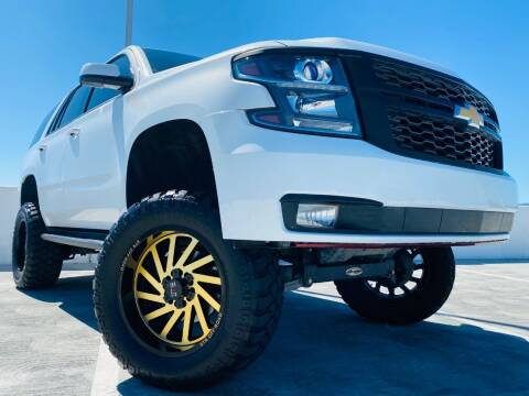 2016 Chevrolet Tahoe for sale at Bay Cars R Us in San Jose CA