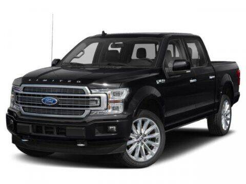 2019 Ford F-150 for sale at Hawk Ford of St. Charles in St Charles IL