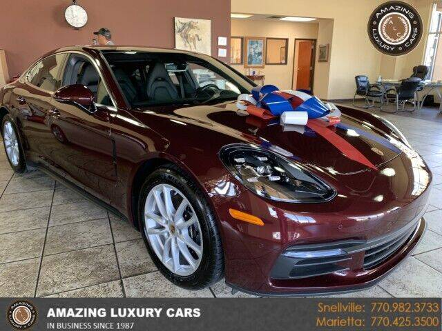 2020 Porsche Panamera for sale at Amazing Luxury Cars in Snellville GA