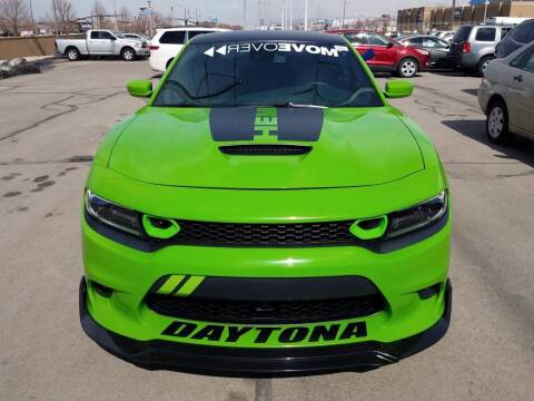 2017 Dodge Charger for sale at CARZLOT in Portsmouth VA