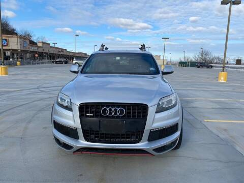2012 Audi Q7 for sale at JG Auto Sales in North Bergen NJ