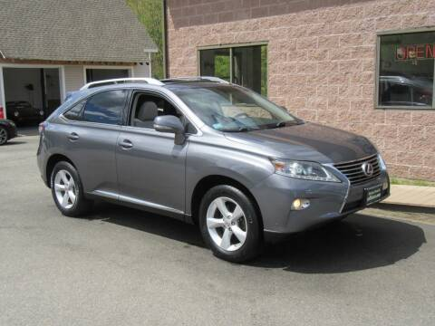 2013 Lexus RX 350 for sale at Advantage Automobile Investments, Inc in Littleton MA