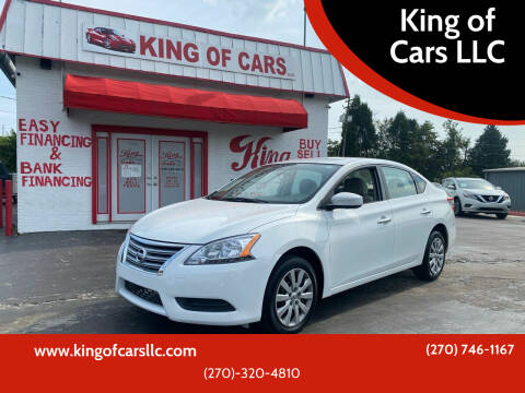 2014 Nissan Sentra for sale at King of Cars LLC in Bowling Green KY