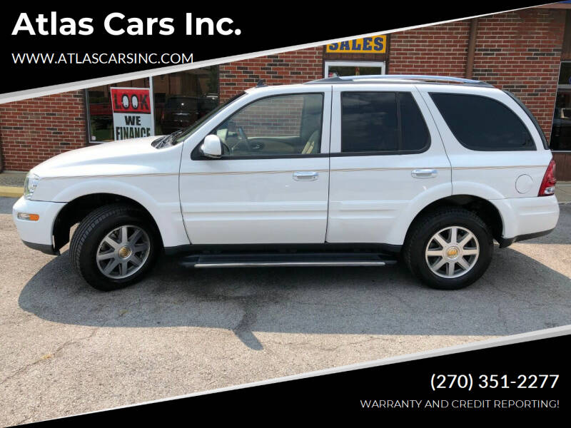 2006 Buick Rainier for sale at Atlas Cars Inc. in Radcliff KY