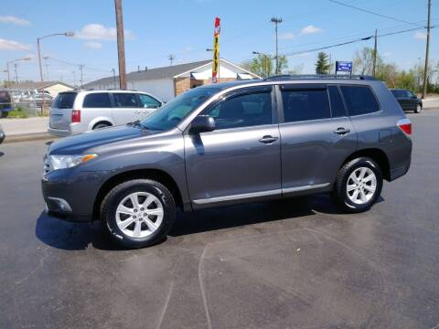 2011 Toyota Highlander for sale at Big Boys Auto Sales in Russellville KY