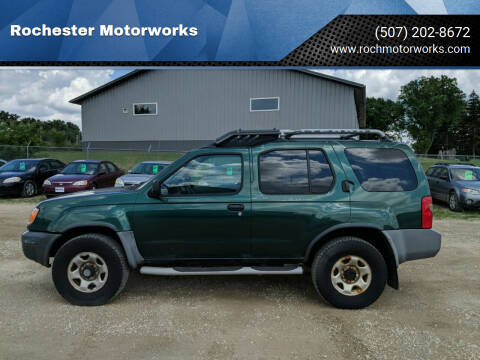 2000 Nissan Xterra for sale at Rochester Motorworks in Rochester MN