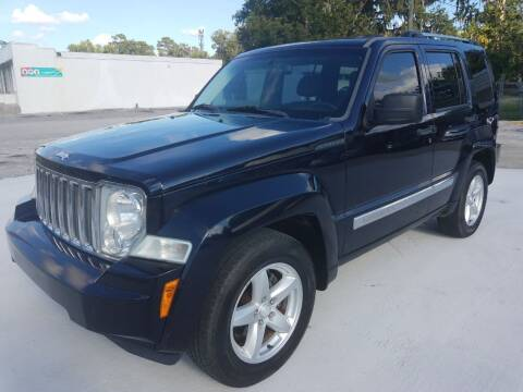 2011 Jeep Liberty for sale at NINO AUTO SALES INC in Jacksonville FL