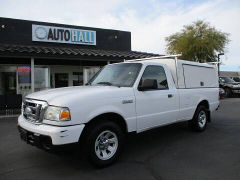 2009 Ford Ranger for sale at Auto Hall in Chandler AZ