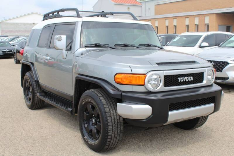 2010 Toyota FJ Cruiser for sale at SHAFER AUTO GROUP in Columbus OH