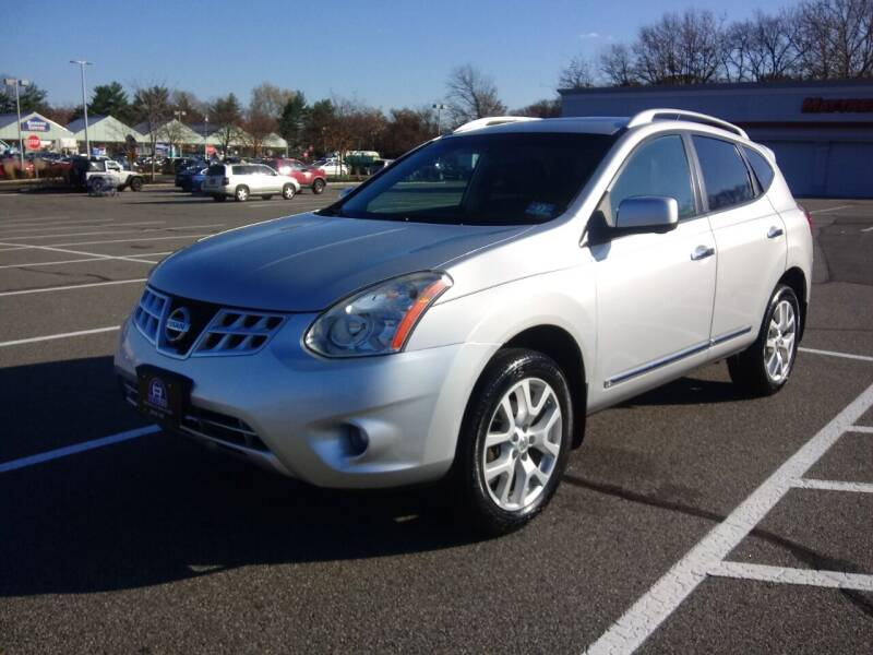 2013 Nissan Rogue for sale at B&B Auto LLC in Union NJ
