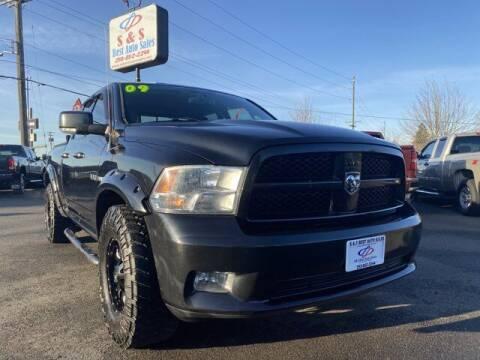 2009 Dodge Ram Pickup 1500 for sale at S&S Best Auto Sales LLC in Auburn WA