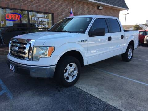 2009 Ford F-150 for sale at Bankruptcy Car Financing in Norfolk VA